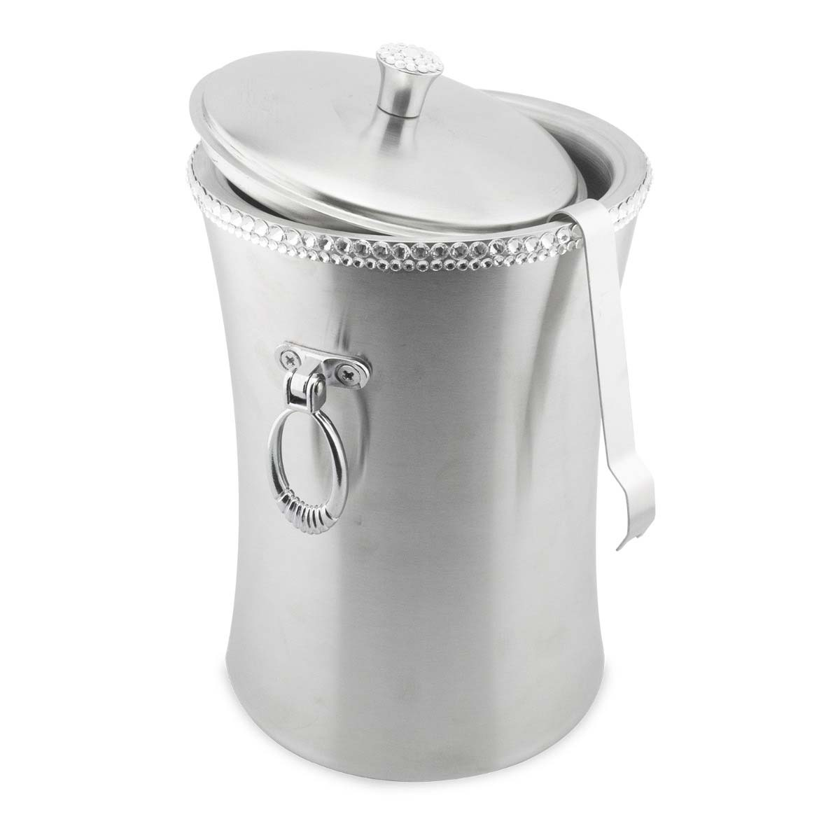 Sparkles Home Stainless Steel Ice Bucket