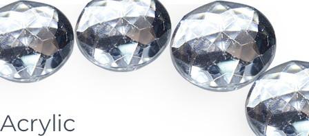 acrylic-rhinestones